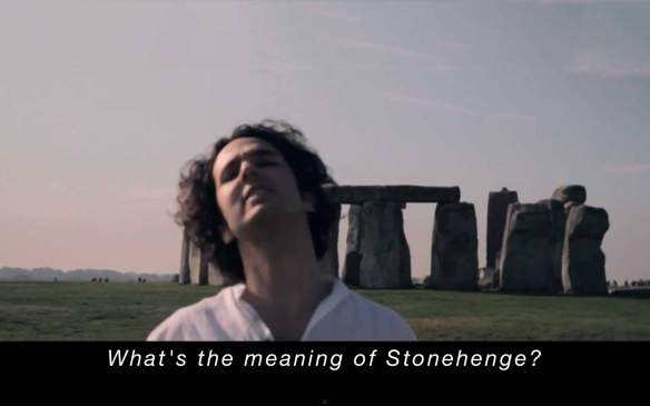 Ylvis trying to crack an age-old mystery